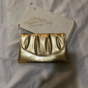 Avon vintage clutch bag
